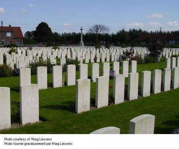 Artillery Wood Cemetery