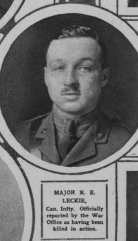 Photo of NORMAN EWING LECKIE