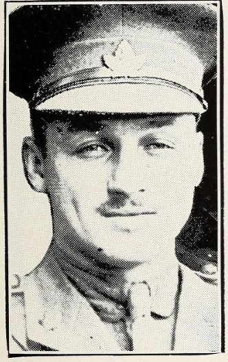 Photo of NORMAN EWING LECKIE– Photo from the National Memorial Album of Canadian Heroes c.1919. Submitted for the project, Operation: Picture Me.