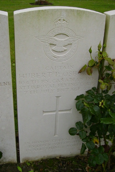 Grave Marker– Perth Cemetery (China Wall) ... photo courtesy of Marg Liessens