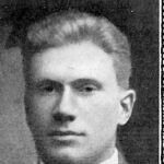 Photo of Wesley George Shier– From: The Varsity Magazine Supplement published by The Students Administrative Council, University of Toronto 1916.   Submitted for the Soldiers' Tower Committee, University of Toronto, by Operation Picture Me.