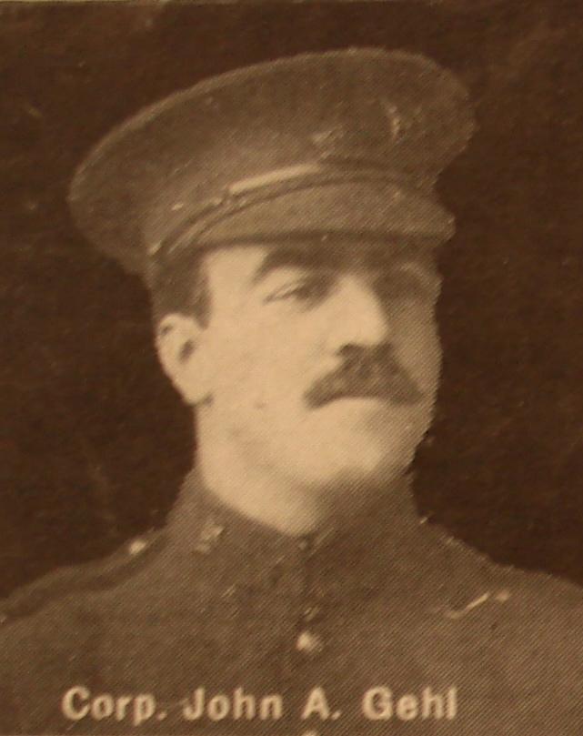 Photo of John Gehl