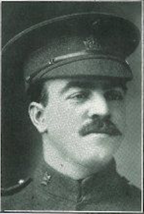 Photo of JOHN ANDREW GEHL– In memory of the men and women of London, Ontario (and area) who went to war and did not come home. Remembered on the pages of the World War One issues of the London Advertiser. Submitted for the project Operation Picture Me