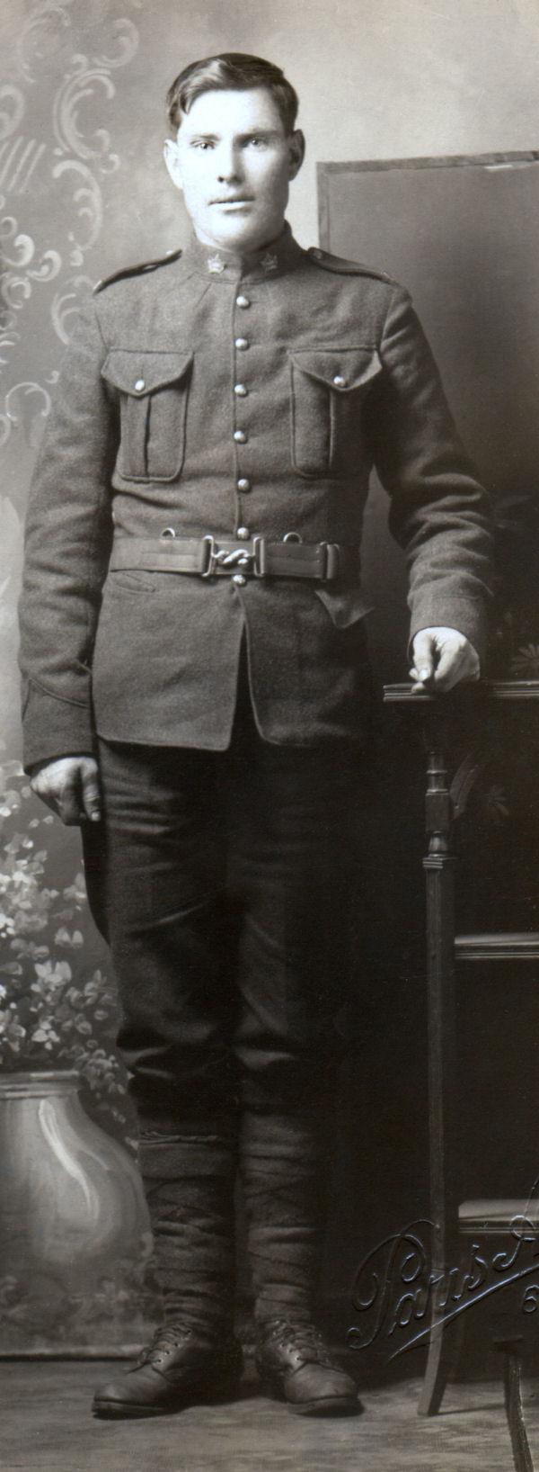 Photo of William Crozier