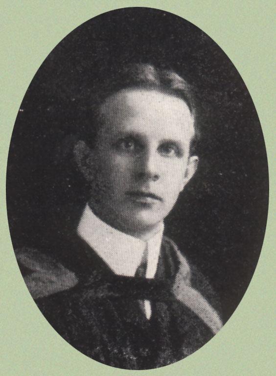 Photo of Herbert Monkman