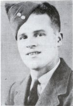 Photo of Hubert James Mouland– From the Sydney Academy Memorial booklet, published by the Student's Assembly in memory of former students who served during the Second World War.  The original pictures were supplied by the Sydney Post-Record and the booklet was compiled by Jack Wilcox, class of 1946 and Donald Trivett, class of 1947.