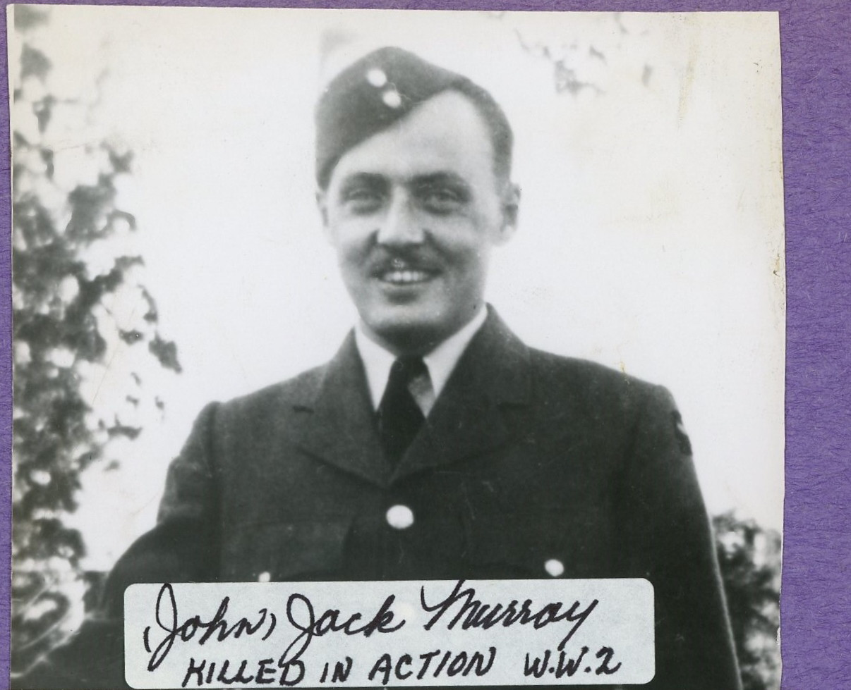 Photo of John Kay 'Jack' Murray