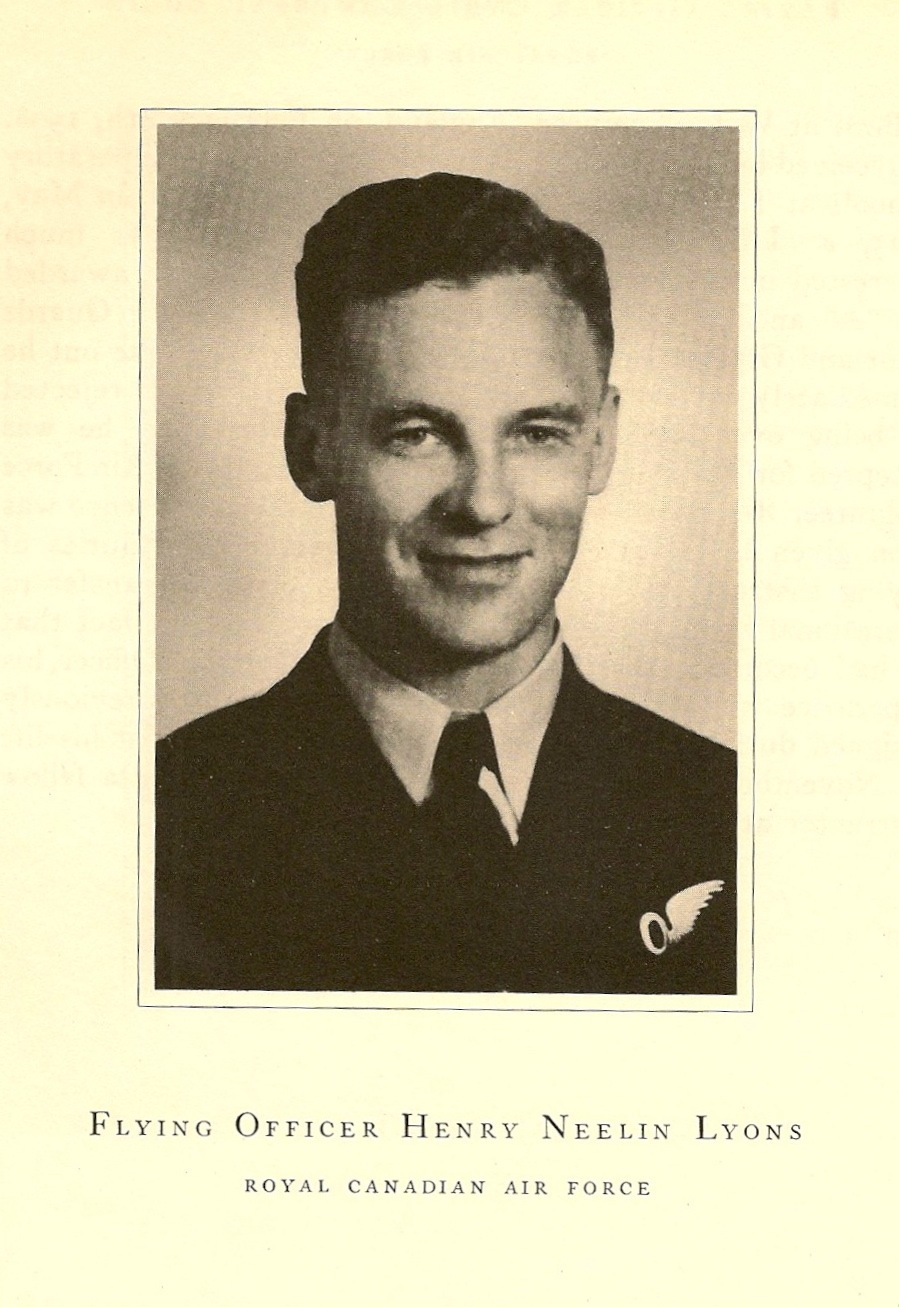 Photo of Henry Lyons
