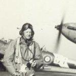 Photo 6 of Duncan MacFarlane– Duncan Walter MacFarlane in his flight gear.