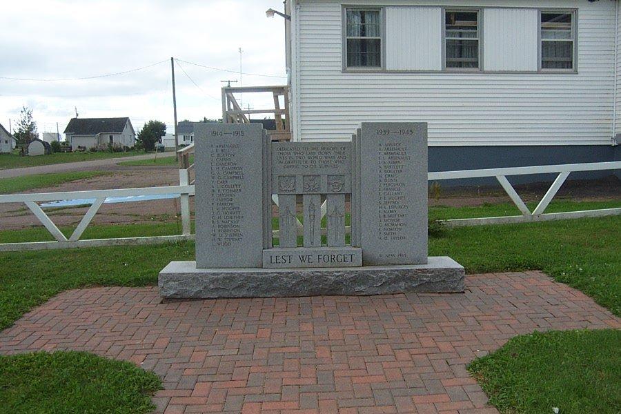 Borden War Memorial