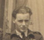 Group photo– This is a picture of a pilots from Squadron 542 taken in May 1943 (place unknown).  Lawrence McMillan was called Lorne by his family.