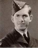"Photo of John Roderick McRae– ""John in his uniform"""