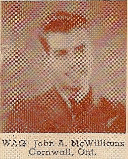 Photo of John Ashton McWilliams