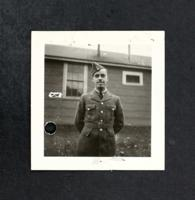 Photo of John Ashton McWilliams– This photo was located in the war service file of this member and is marked on reverse J.A. McWilliams.  I am not related to this individual but was researching his file because of connections to a family member who was in the same regiment.  It seemed ashamed that this photo not be attached to his record.
