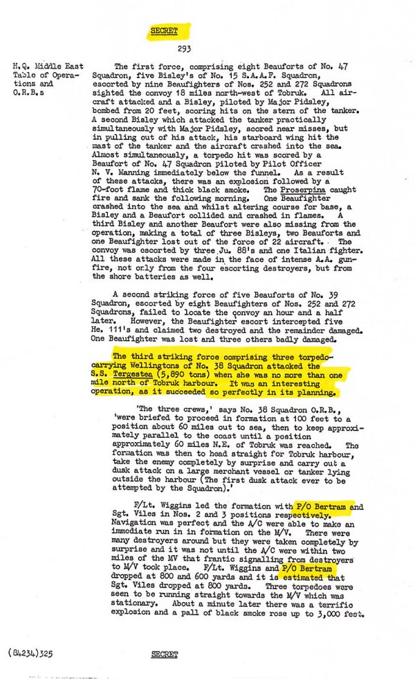 Details of mission (page 2)