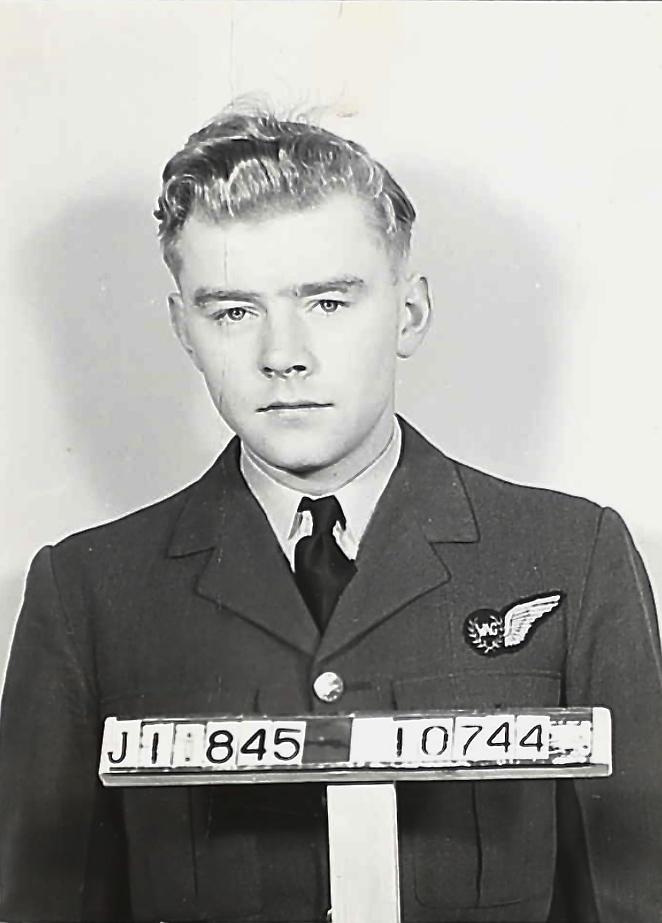Photo of Earl Willard Dickinson