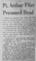 Newspaper clipping– Submitted  for the project Operation Picture Me
