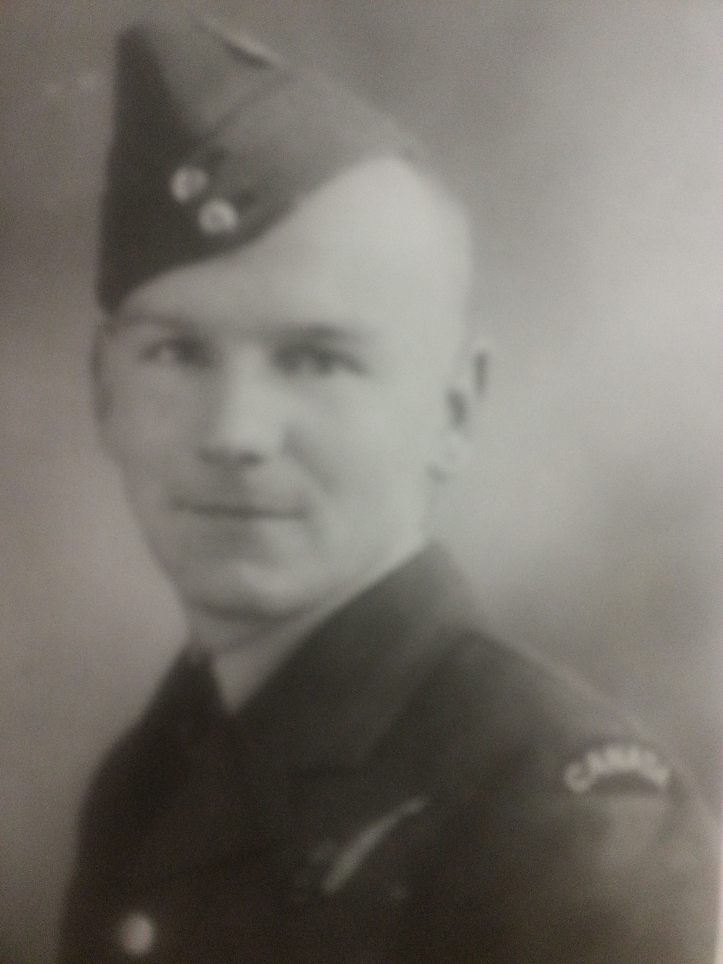 Photo of Vernon Edward Clark.– Born in Grandview Manitoba in 1921.Son of Rutledge and Grace and brother of Gordon.Margaret and Madge.Never Forgotten. A hero.