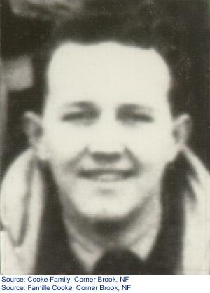 Photo of John Leo Cooke