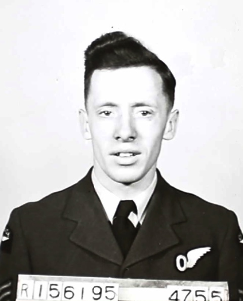 Photo of Everett Malcolm Coulter– Submitted for the project, Operation Picture Me