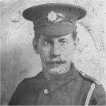 Photo of Albert James Douce– Photo of A J Douce in uniform