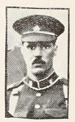 Photo of JAMES THOMAS PEARCE– Photo from the National Memorial Album of Canadian Heroes c.1919. Submitted for the project, Operation: Picture Me.