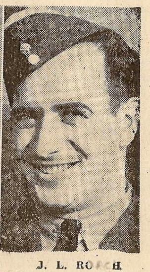 Photo of JACK LLOYD ROACH