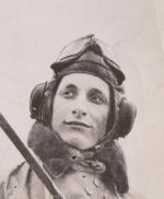 Photo of Joseph Axford Selley– 1939 at Pilot Training.