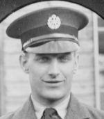 Photo of Joseph Axford Selley– Joe Selley, 1940 with RAF in England