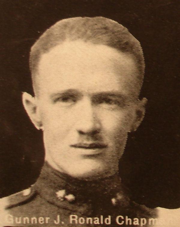 Photo of James Chapman