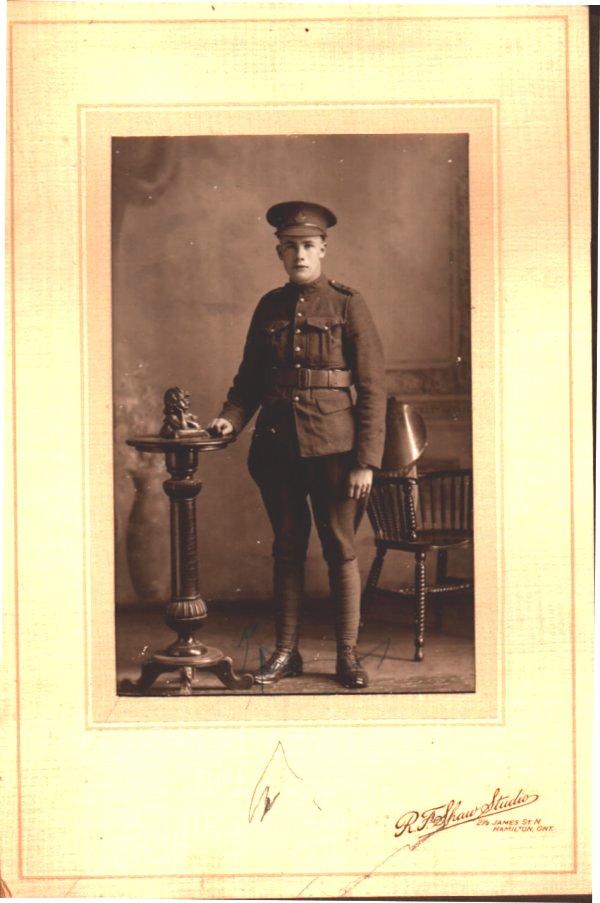 Photo of William Selkirk Duff