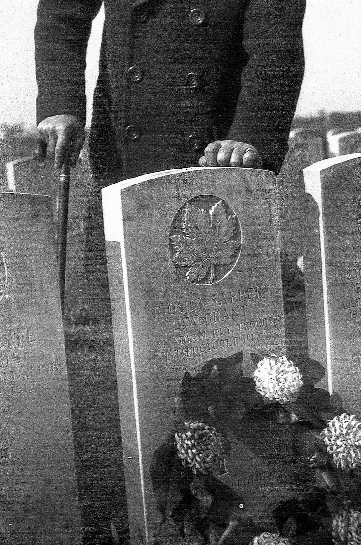 Pierre tombale – 10 mars 1927