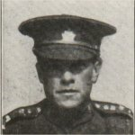 Photo of Robert Kirkpatrick– Enlisted with the 99th Battalion on December 15, 1915. Transferred to the 87th Battalion. Wounded at Vimy Ridge and died November 16, 1917
