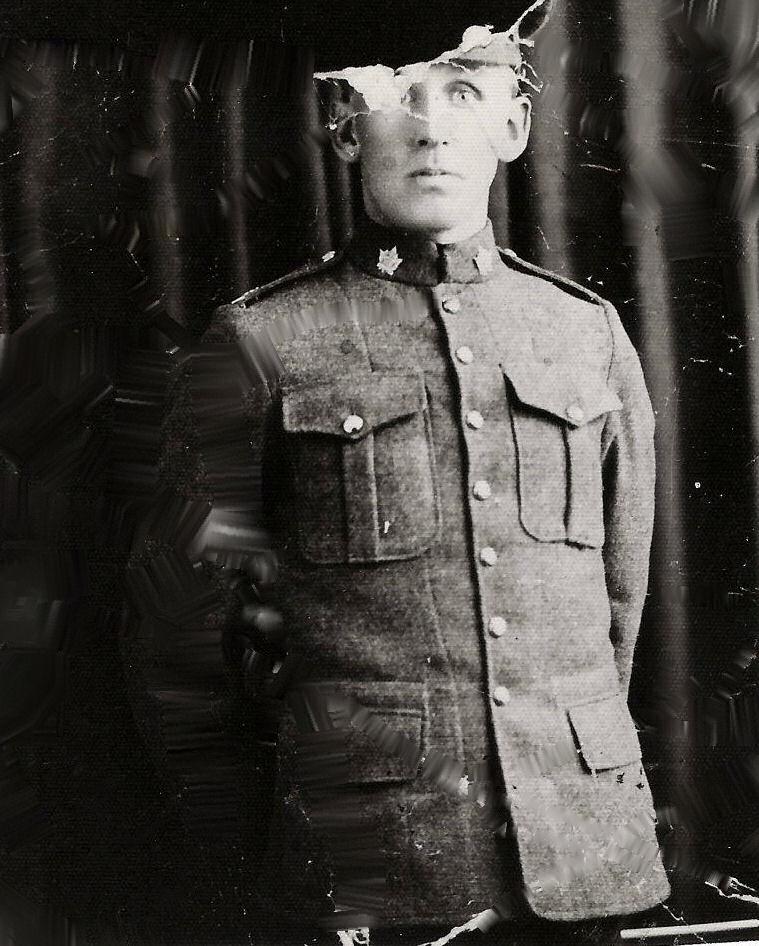 Photo of Percy Joseph Knight
