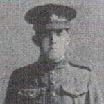 Photo of Alexander McLeod– Source:  Canada's Heroes in the Great World War / Cornwall, Alexandria, Vankleek Hill, Hawkesbury and Intermediate Points.  Edited by Noah J. Gareau. Memorial Edition / Volume I.  War Publications Limited, Ottawa, Ontario, 1921.  Details included in this book may not have been verified at the time of publication.
