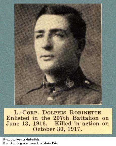 Photo of Dolphis Robinette