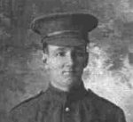Photo of Edwin Roy Snow– Photo of Roy Snow, brother of my Grandmother, Sarah (Snow) Noble.