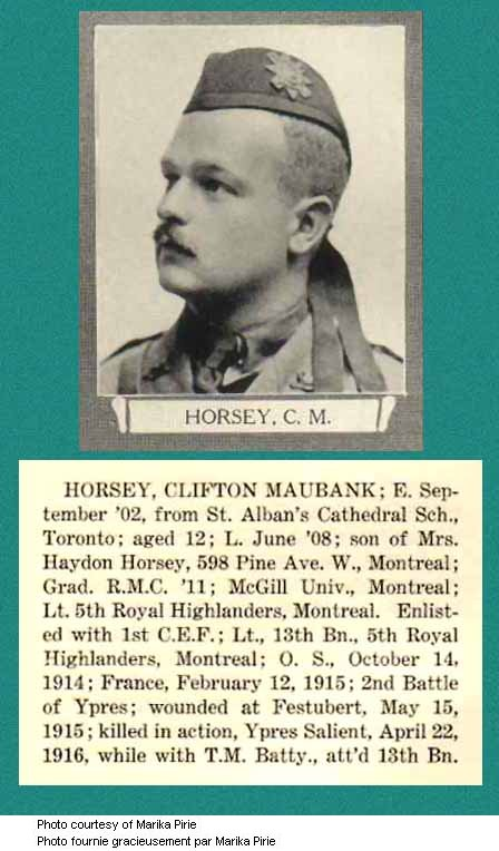 Photo of Clifton M. Horsey