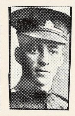 Photo of ARTHUR MURCOTT– Photo from the National Memorial Album of Canadian Heroes c.1919. Submitted for the project, Operation: Picture Me.