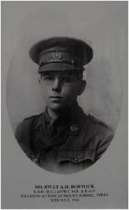 Photo of Alexander Hewitt Bostock
