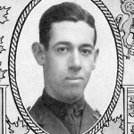 Photo of Maurice Russell Henderson– From: The Varsity Magazine Supplement published by The Students Administrative Council, University of Toronto 1916.  