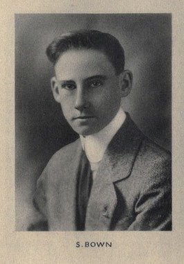 Photo of Sidney Bown