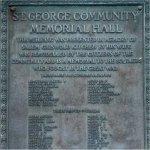 St George Ontario Memorial Tablet– Bertram Bell Patten's name is included on this St. George Ontario Memorial Tablet.
