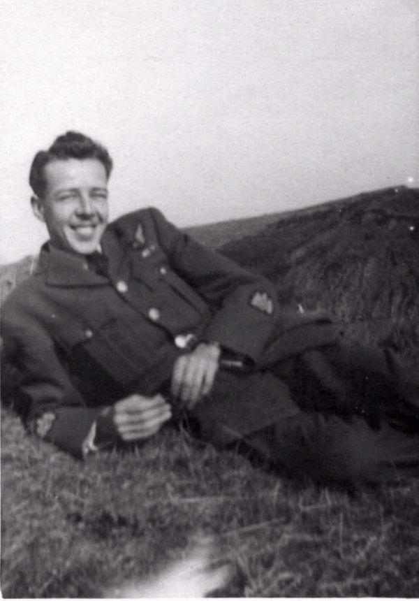 Photo of Hugh J. McArthur