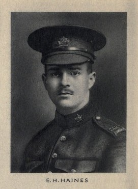 Photo of Edward Hanam Haines