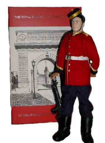 Memorial Doll– Memorial Doll, Memorial Arch, Royal Military College, Kingston