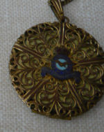 Reverse side of Necklace