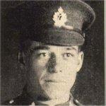 Photo de JOHN POTVIN – «Our Heroes in The Great World War» de l'Université de Toronto, publié en 1919 par J. H. De Wolfe, Patriotic Publishing Co., Ottawa (Ontario).