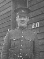 Photo of William Robertson– William Robertson, Bramshott Camp, England