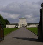 Entrance– Runnymede Memorial